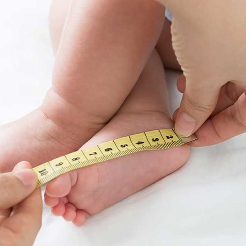 چگونه سایز پای کودکان خود را اندازه گیری کنیم؟
