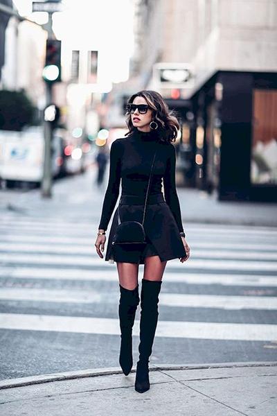 لباس پوشیدن خانم های ریزنقش و کوتاه قد