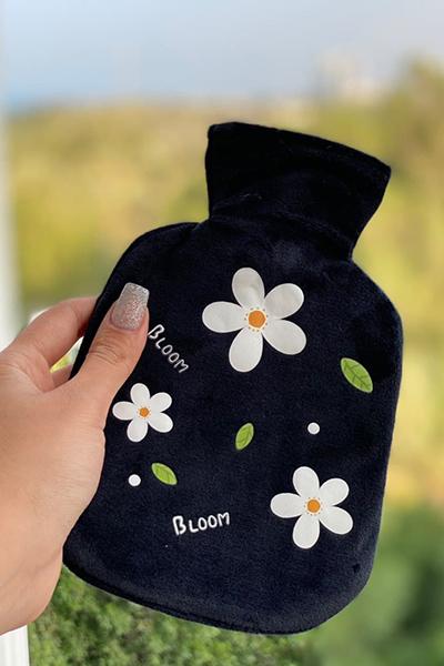 کیسه آبگرم کوچک گلدار