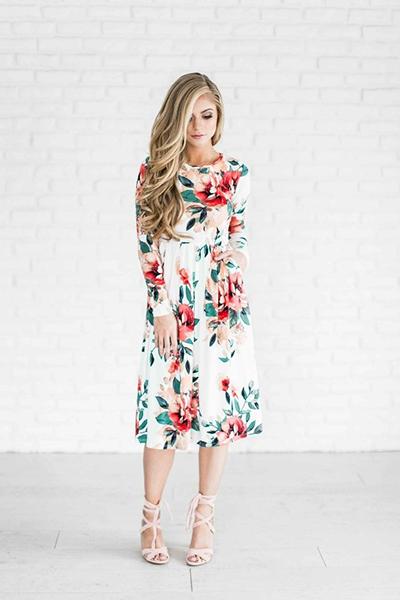 خرید اینترنتی لباس رنگی
